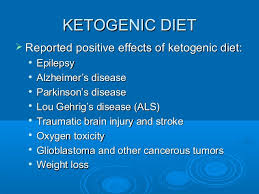 ケトン食が効果を示す疾患についてまとめた表