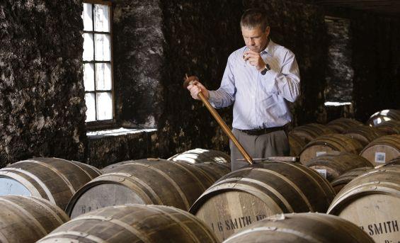 スコットランドのウイスキー蒸留所