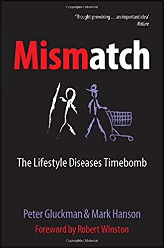 ミスマッチ病という本の表紙