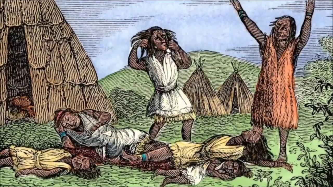 感染症は 全て農業の開始とともに流行が始まったことを示す図