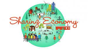 シェアリング・エコノミーの概念図
