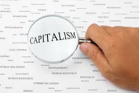資本主義を懐疑的に見る人たちの姿