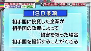 ISD条項を説明した図