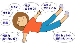 熱中症の予防と治療