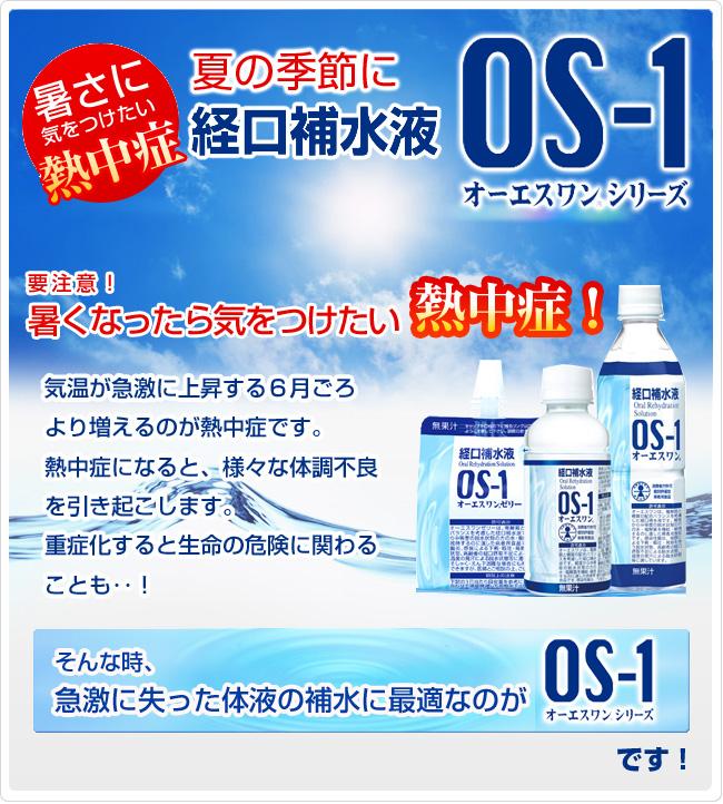 経口補水液のポスター