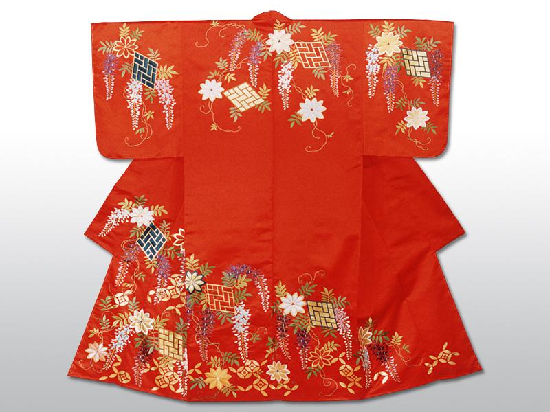 縫箔という女性の上着