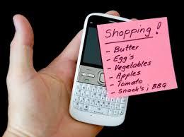 買い物リスト