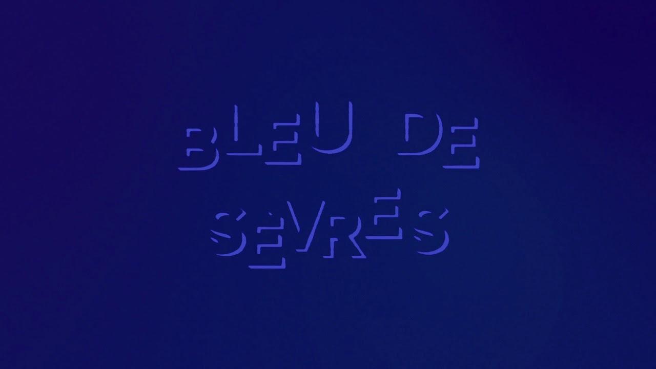セーブル・ブルーと書かれた青色のカード