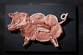 豚肉に含まれているビタミンの量