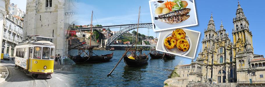ポルトガルの街並み