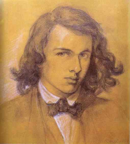 ロセッテイの肖像画