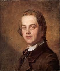 ハントの肖像画