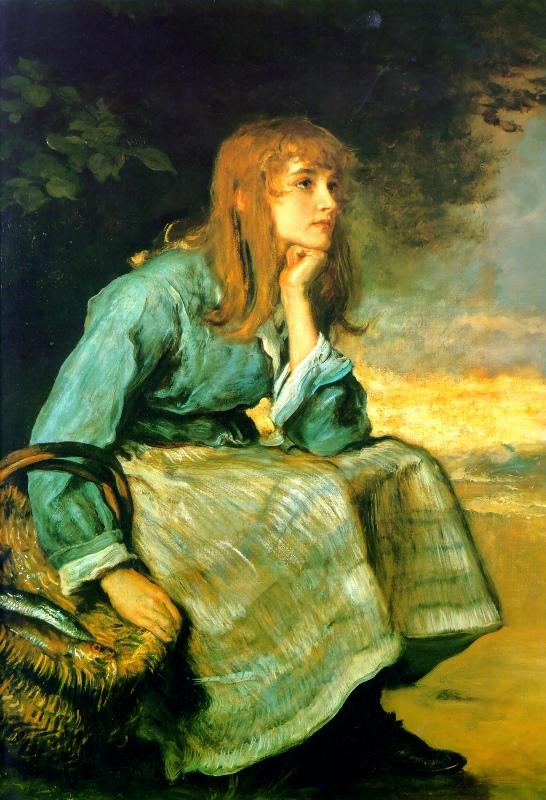 ミレイが描いた女性3