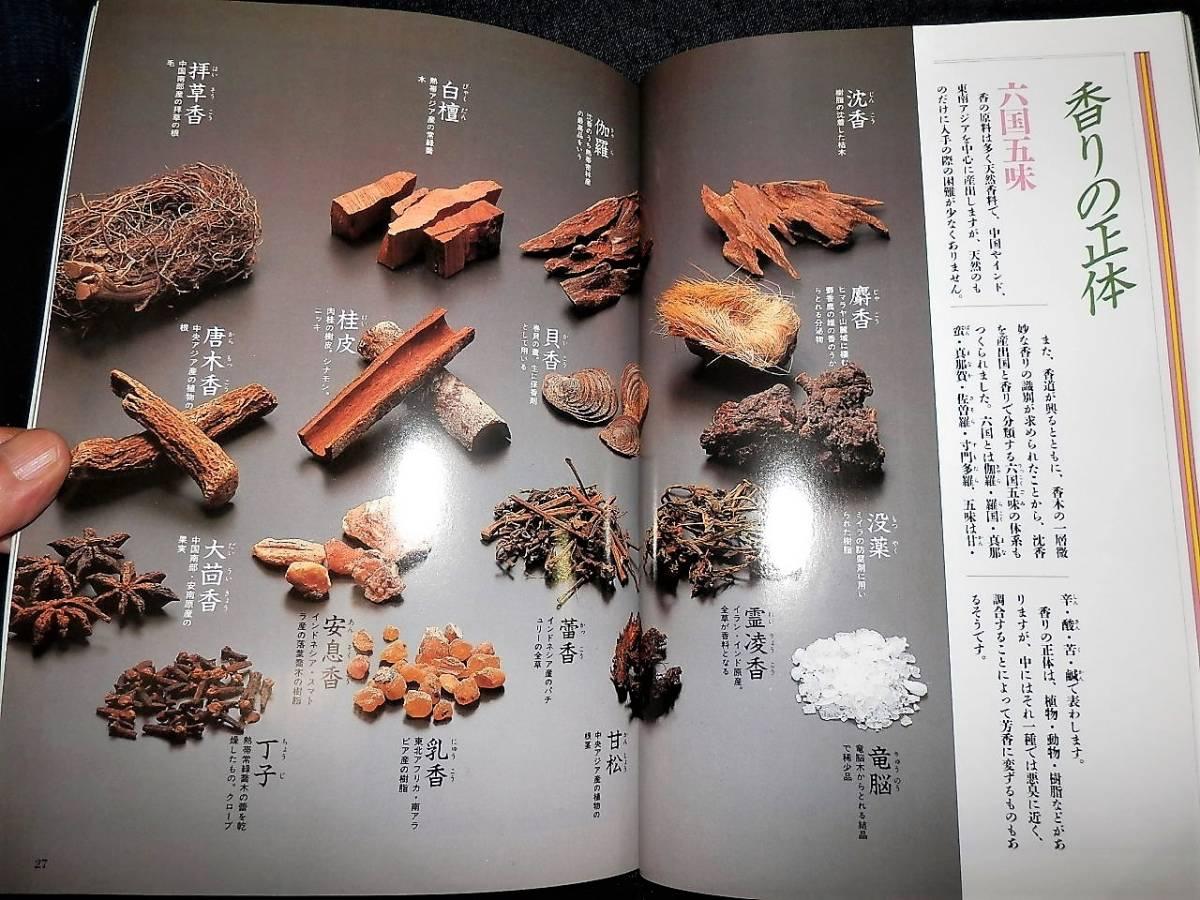 色々な香木の写真