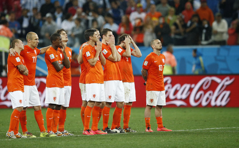 オランダチームの写真