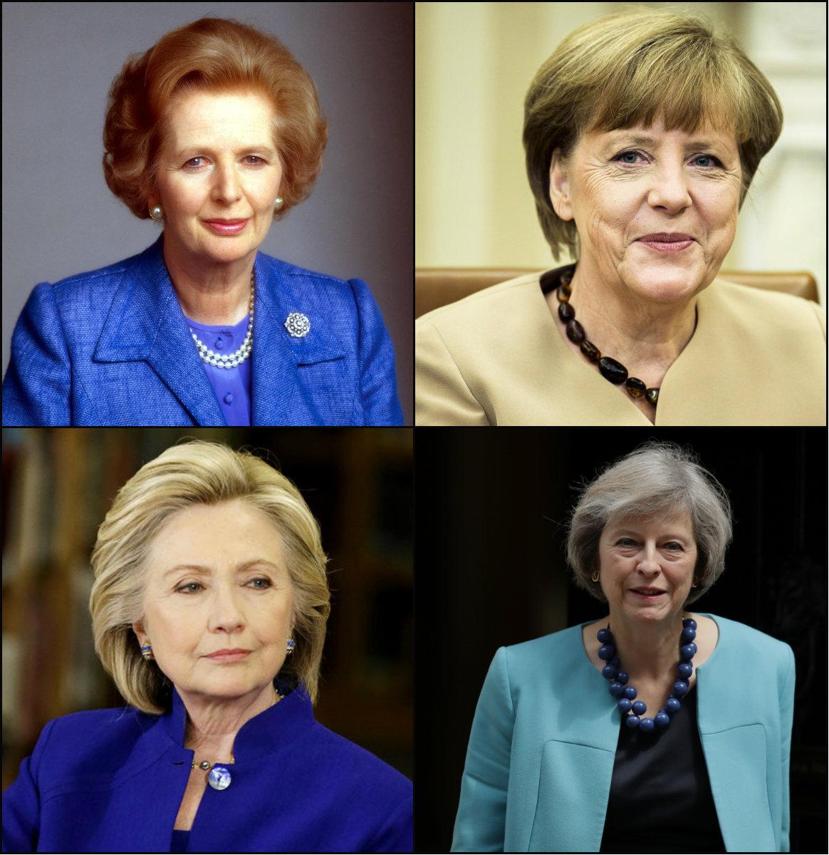 政財界での女性のトップリーダーたち