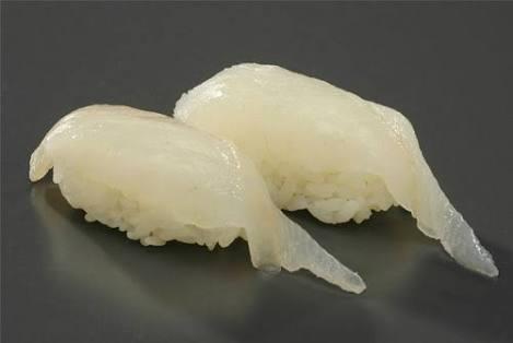 白身の寿司ネタ