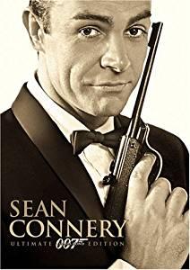 映画007のショーン・コネリー