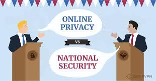 セキュリティとプライバシーに関して論争する人たち