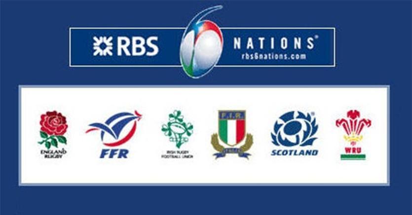 Six nationsの宣伝ポスター