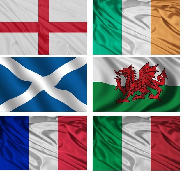 参加各国の国旗