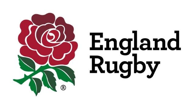 バラの花のイングランドラグビー協会のシンボル