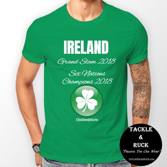 アイルランド優勝記念Tシャツ