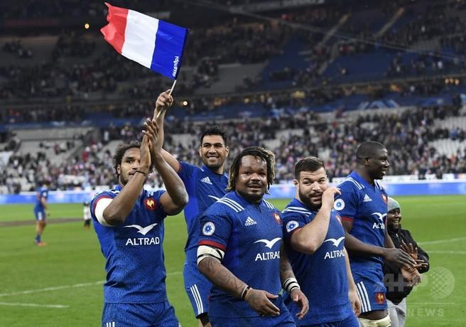 フランスチームのメンバー