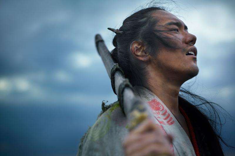 大河ドラマ・平清盛で清盛を演じた松山ケンイチさんの写真