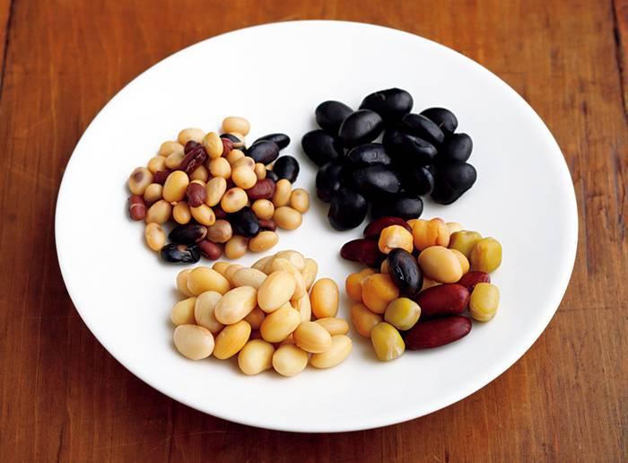 豆類の写真