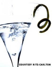 The Diamond is forever Martiniの写真
