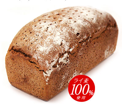 ライ麦パンの写真