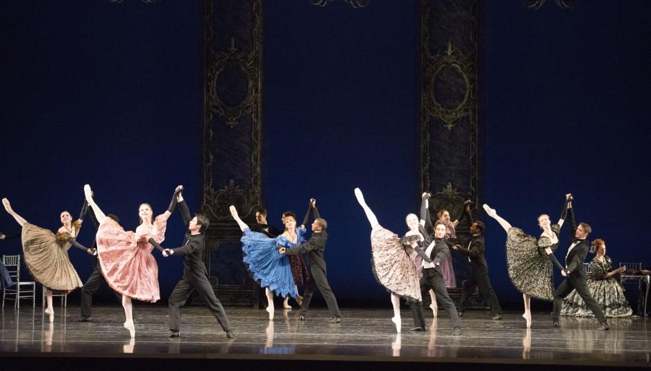 群舞のコール・ド・バレエ1