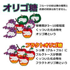 オリゴ糖の図示