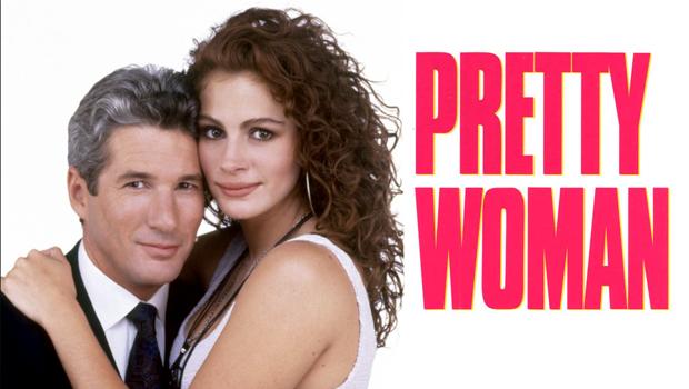 プリティ・ウーマンのポスター