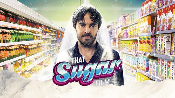 映画 That sugar film の宣伝ポスター