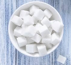 テイースプーン20杯分 80gの角砂糖