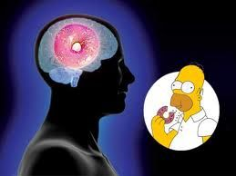砂糖を食べて脳内で幸福感を感じている人