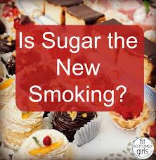 砂糖は新たなタバコか? と問うポスター