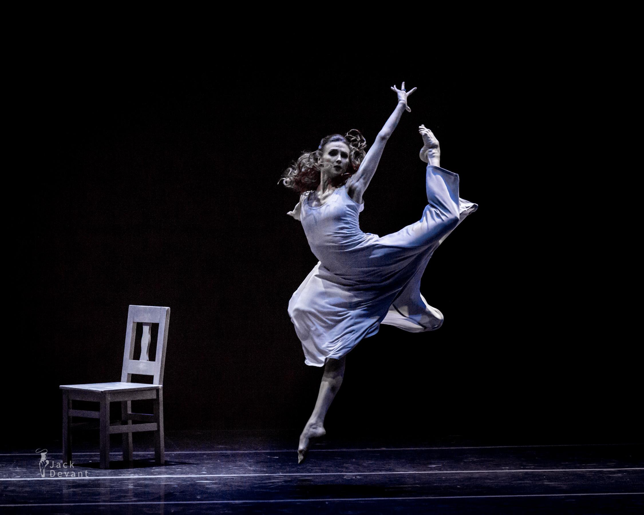 踊るザハーロワさん2