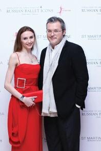 レーピンさんとザハーロワさん