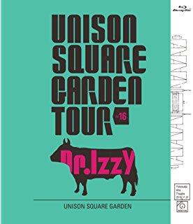 Unison Square GardenのライブDVD