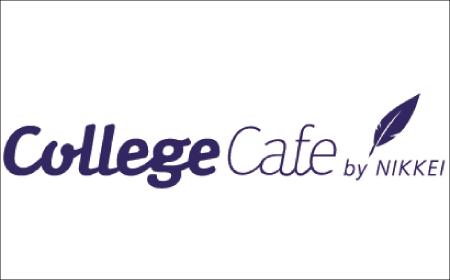 College Caffのホームページ
