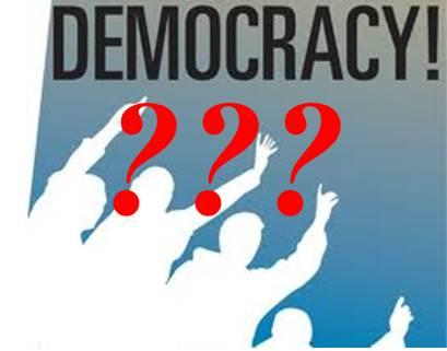 民主主義とは何だ?