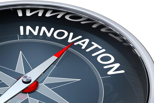 イノベーションと書かれた羅針盤