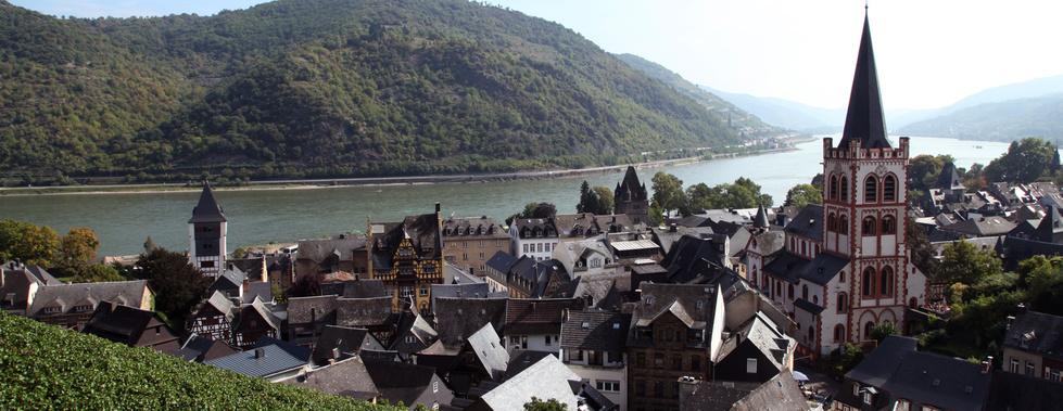 ヨーロッパの川