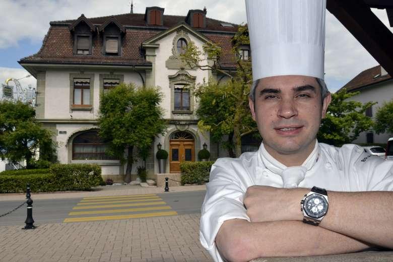 自殺されたシェフと彼のレストラン