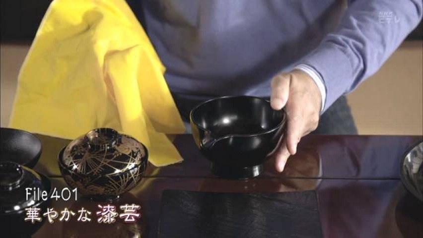 NHKの番組の宣伝