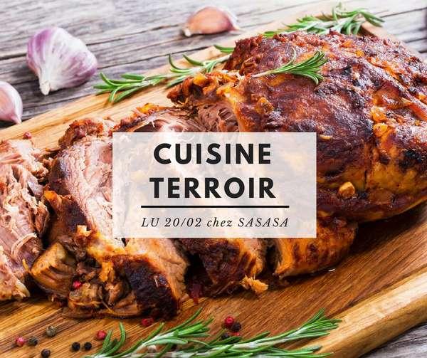 テロワリストの特集をした料理雑誌1