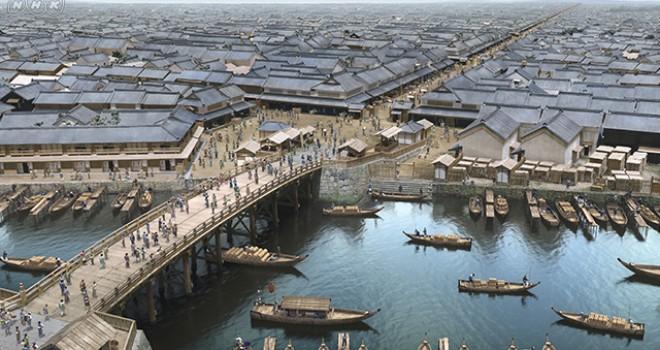 江戸時代の水路